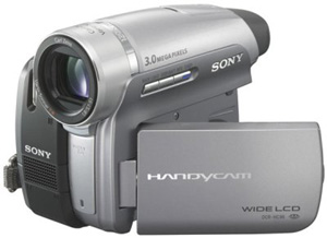 Sony dcra c151