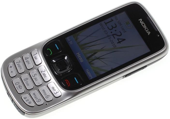 Nokia 6303i Classic Mobile Price And Features Nokia