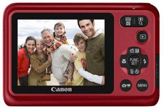 Canon Powershot A800 Digital Camera