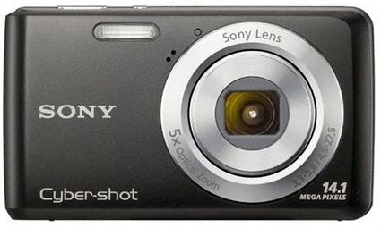 Sony Cybershot DSC W520 Digital Camera