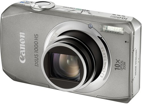 Canon IXUS 1000 HS Digital Camera