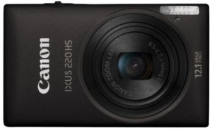 Canon IXUS 220 HS Digital Camera