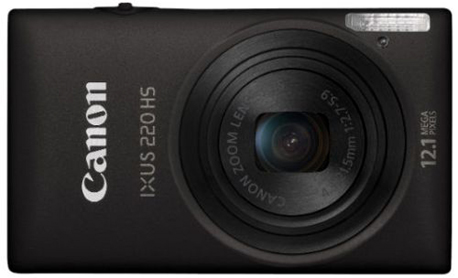 Canon IXUS 220 HS Digital Camera