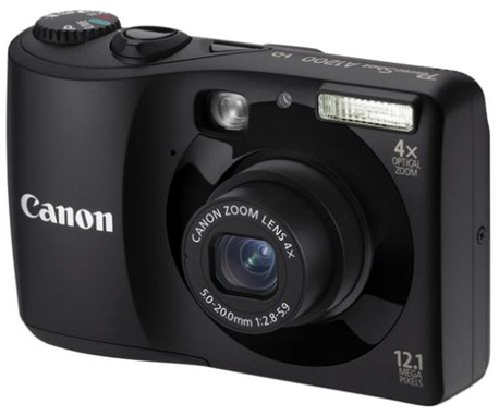Canon Powershot A1200 Digital Camera