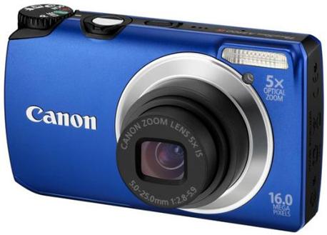 Canon Powershot A3300 Digital Camera