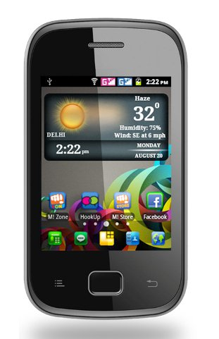 Micromax A25 Android Mobile