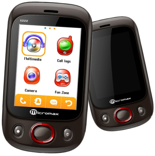 Micromax X222 Mobile Phone