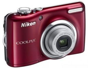 Nikon Coolpix L23 Digital Camera