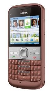 Nokia E5 Mobile