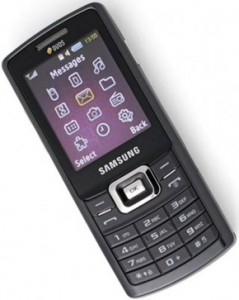 Samsung C5212 Duos Mobile