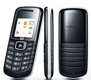 Samsung Guru E1085 Mobile Phone
