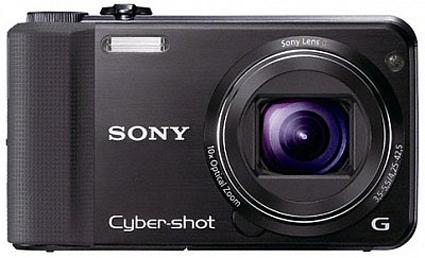 Sony Cybershot DSC HX7V Digital Camera