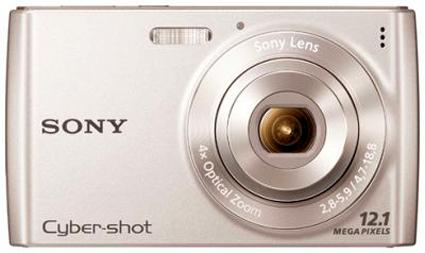 Sony Cybershot DSC W510 Digital Camera